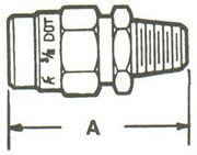 368A Hose Connector Assembly Fittings