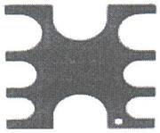X905-95 GO/NO-GO Gauge Fittings